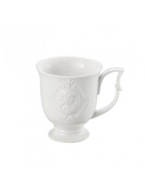 CANECA DE PORCELANA SUPER WHITE QUEEN